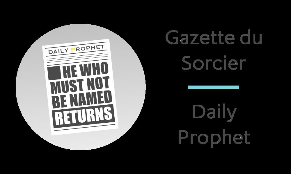 Gazette de Sorcier