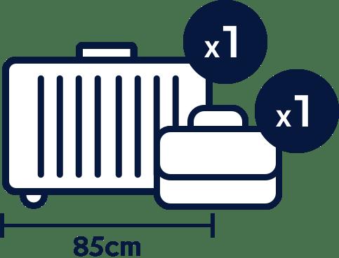 Childrens luggage allowance
