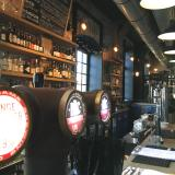 Picture of beer taps on a bar - Bonjour Paris