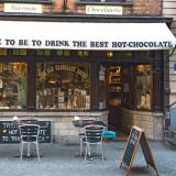The Old Chocolate House shop facade