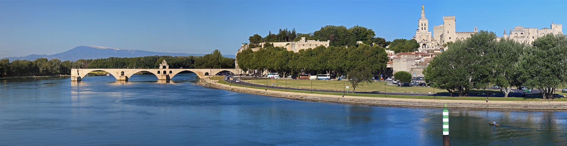 Trains to Avignon