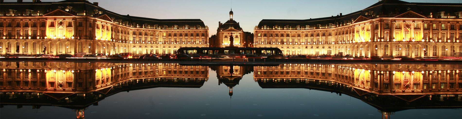 Place de la Bourse, Place Royale, Bordeaux
