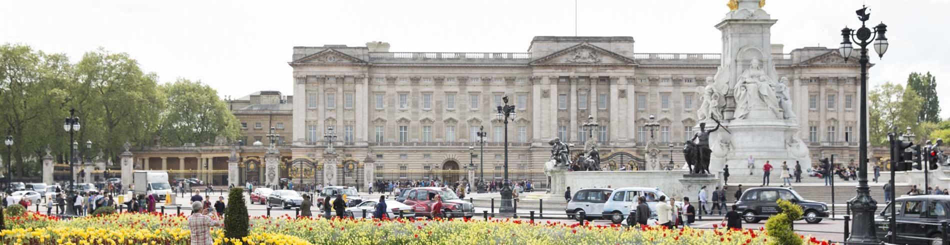 Paris-Londres, ne manquez pas Buckingham palace