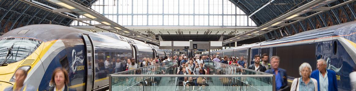 Everything youneed to know about travel on Eurostar