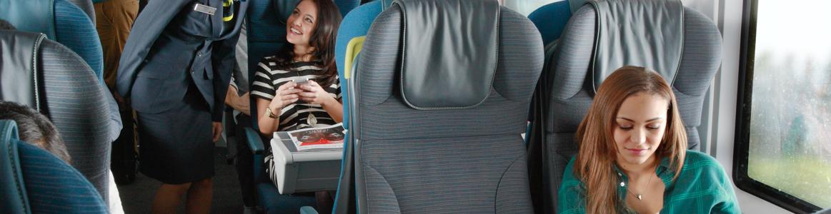 All the information you need for an easy and comfortable journey on Eurostar