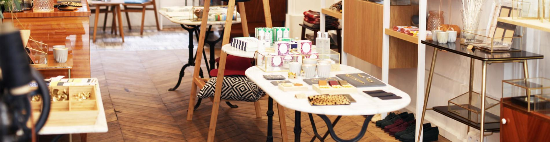 Products for sale at Atelier Couronnes