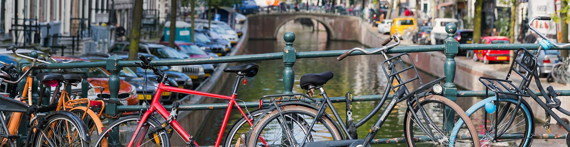 Visit Amsterdam with Eurostar