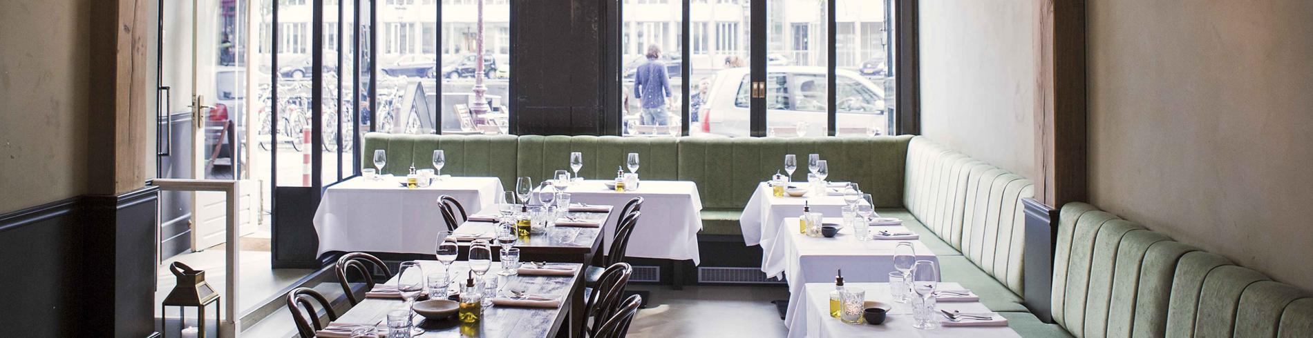 Inside Restaurant Breda