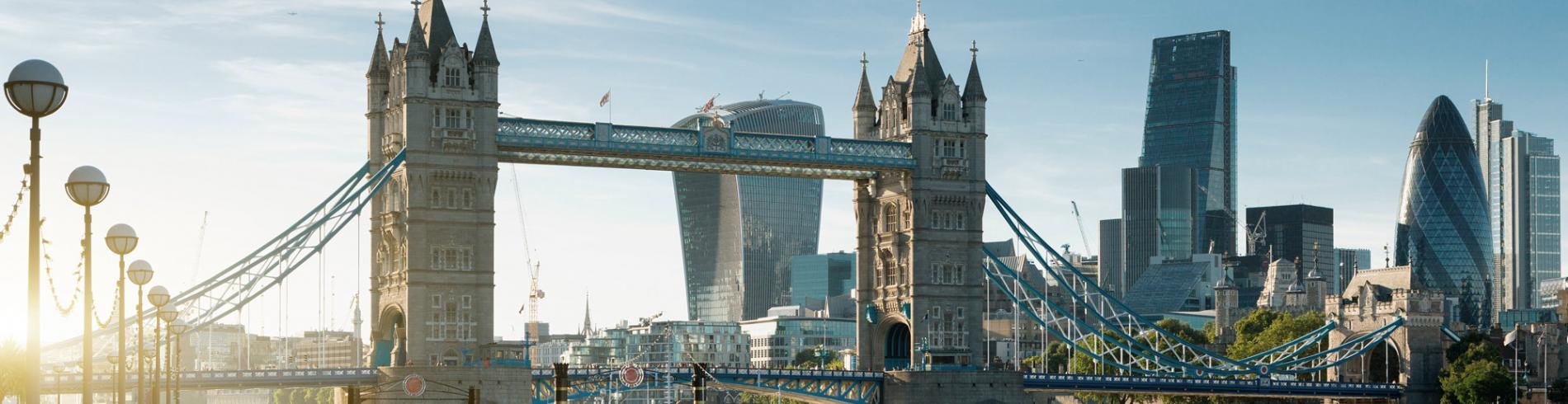Tower Bridge in the morning