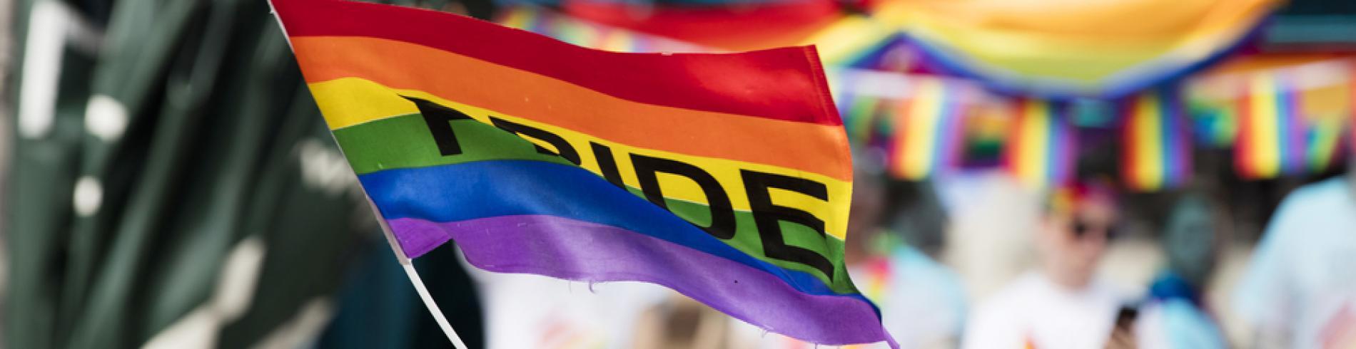 London pride march