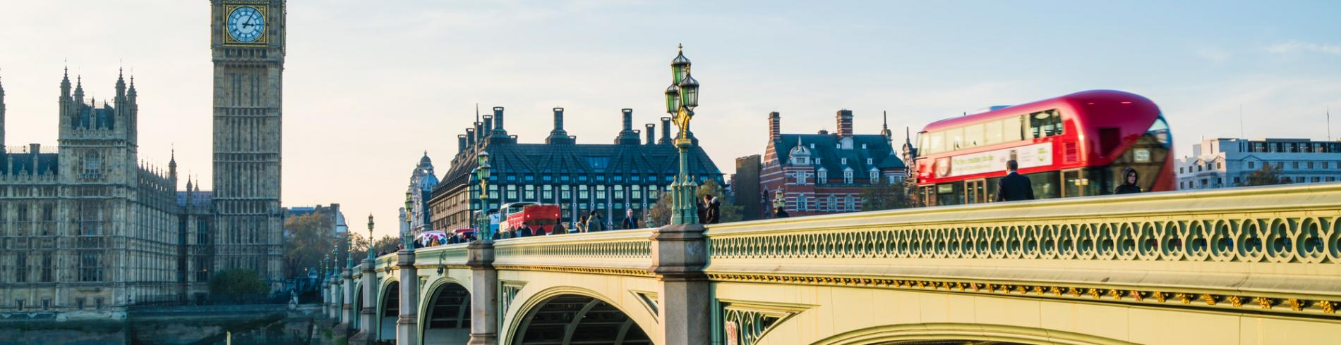 Big Ben and the Thames River