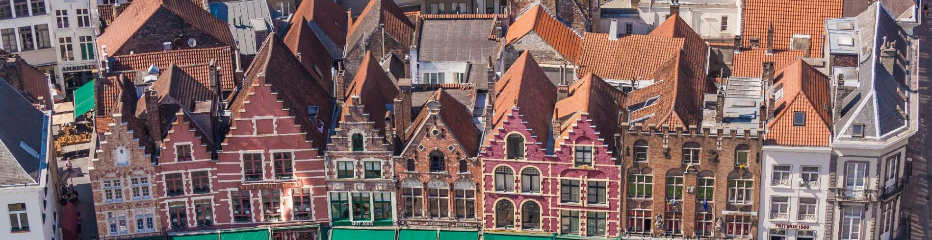 Bruges's historic city centre