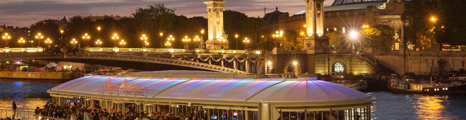 Nights on the Seine at Rosa Bonheur