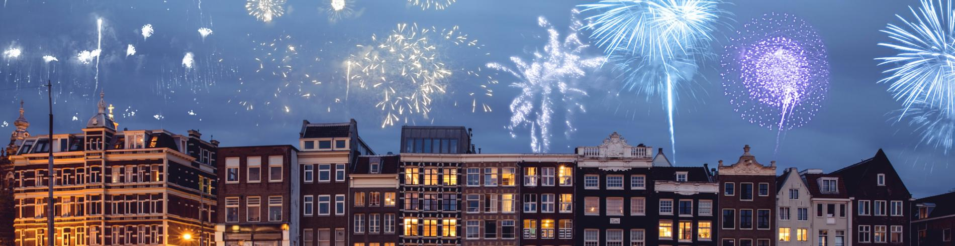New Year in Amsterdam