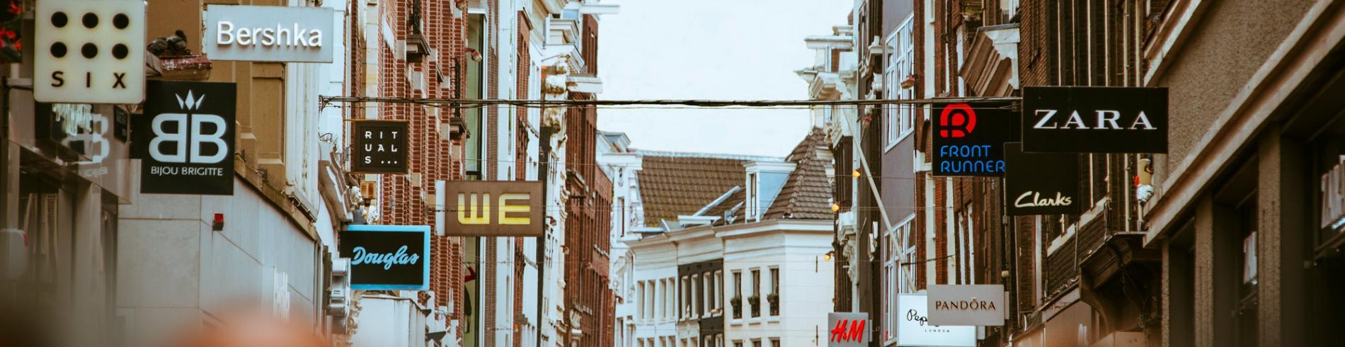 Amsterdam winter sales