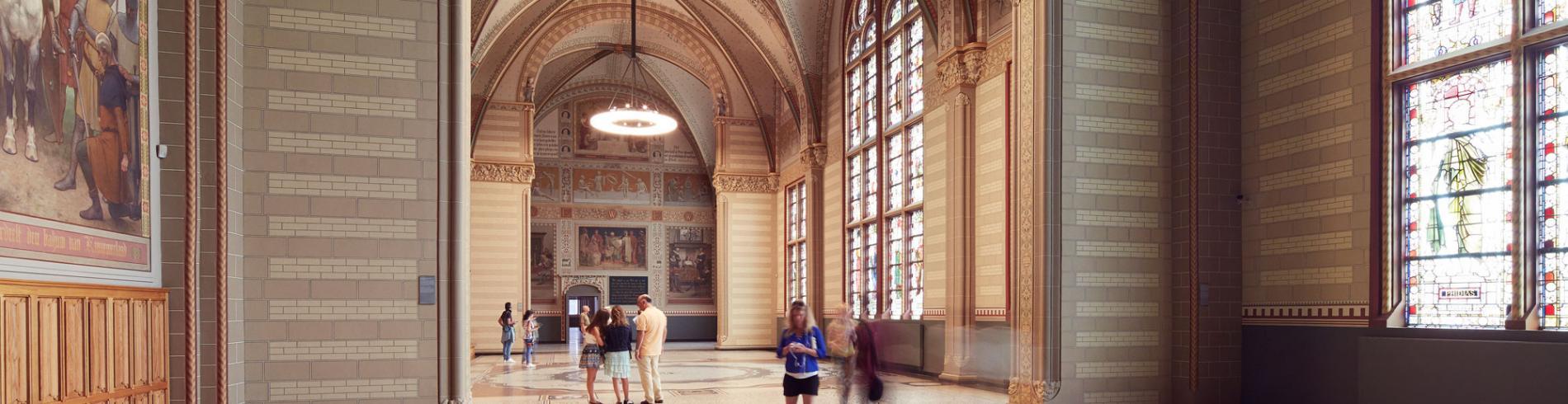 Get your Dutch master fix at the Rijkmuseum