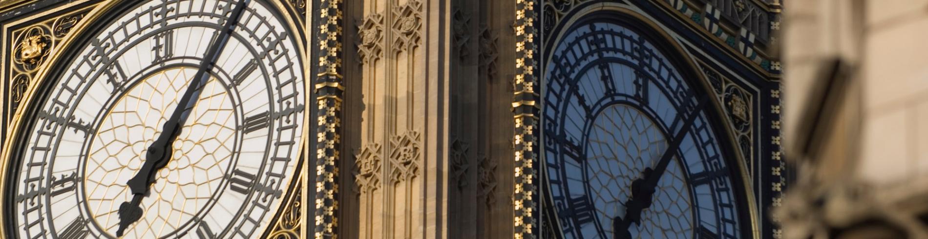 Big Ben's Great Clock