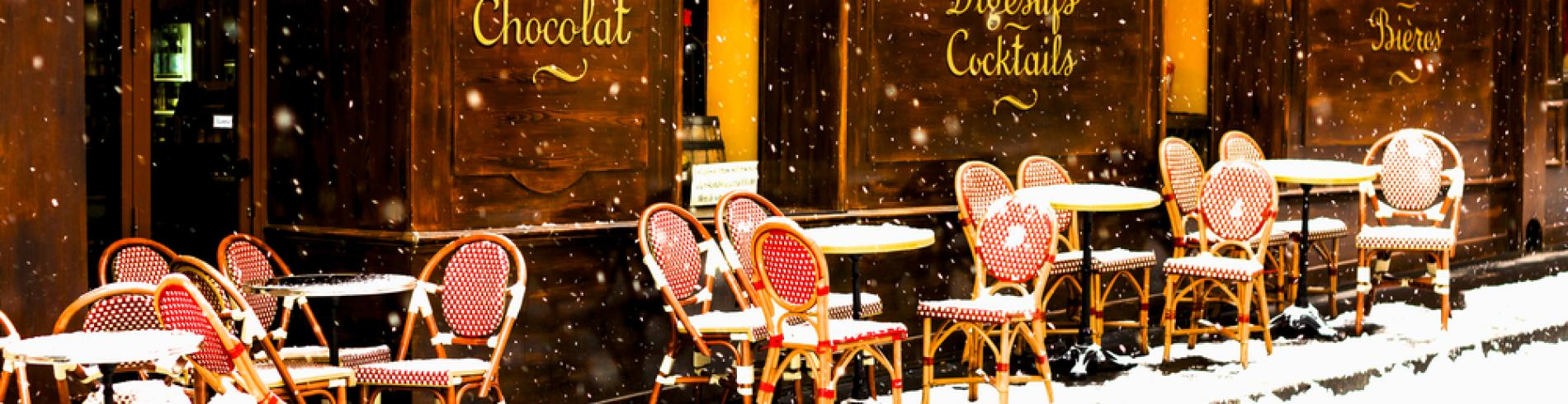 Brasserie in Paris
