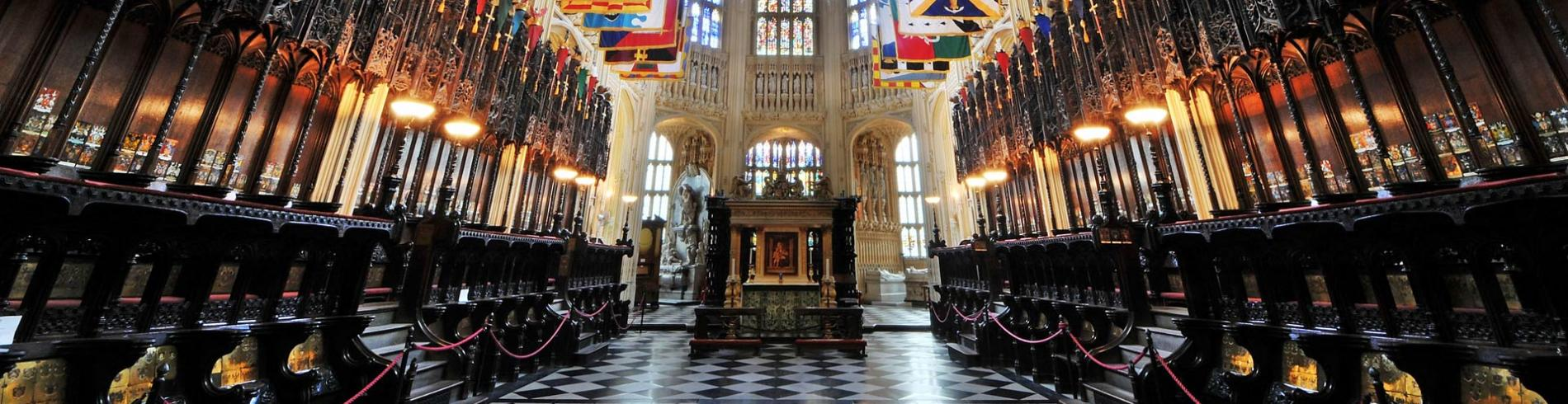 The Lady Chapel in Westminster Abbey