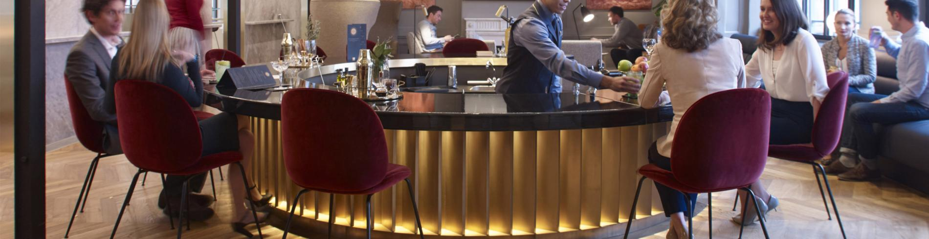 Paris Business Lounge