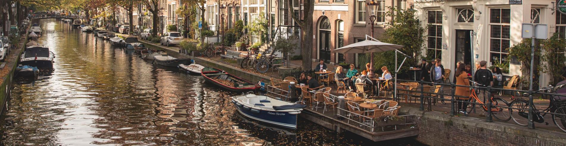Canal-side spots