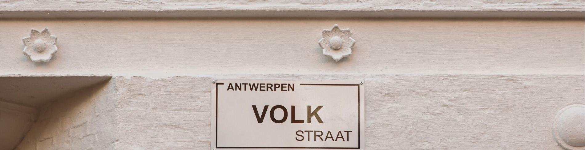 Take time to explore Antwerp's Volkstraat