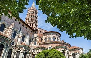 Toulouse Basilque Saint Sernin