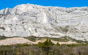 Mont Sainte Victoire, Aix-en-Provence, South of France