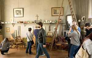 Aix-en-Provence Cezanne Studio