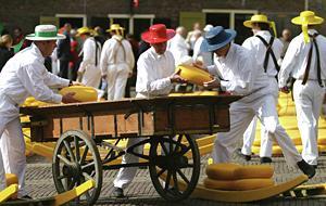 Amsterdam cheesemarket