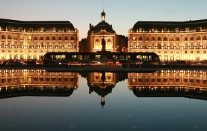 Place de la Bourse, Place Royale, Bordeaux