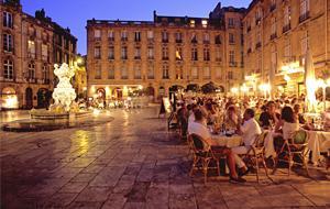 Bordeaux Parliament Square