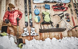 Bourg St Maurice Ski Equipment