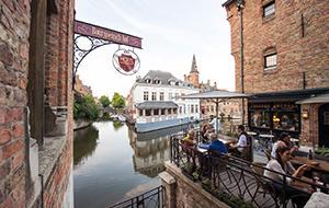 Bruges River Restaurant