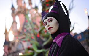 Disneyland Maleficent