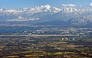 Geneva Mont Blanc
