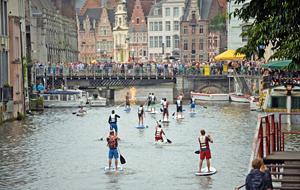 Ghent River Paddling