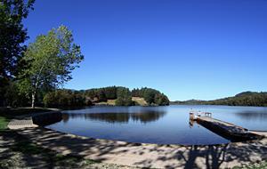 Lourdes Lake