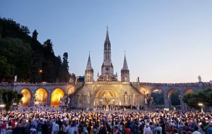 Lourdes Procession