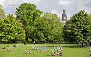 London park big ben
