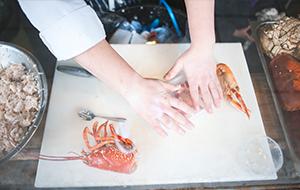 London Lobster stall