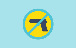 Prohibited items icons