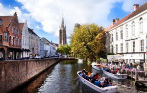 Eurostar deals in Bruges