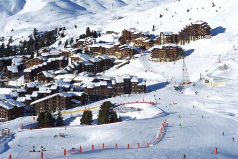 view of La PLagne Village