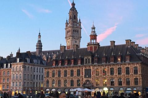View of the Grand Place