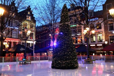 Spending Christmas in Amsterdam