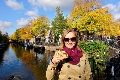 Amsterdam's food scene
