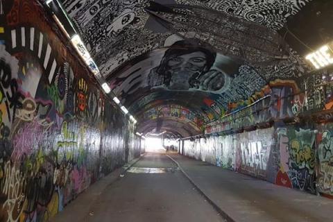 Leake St Tunnel